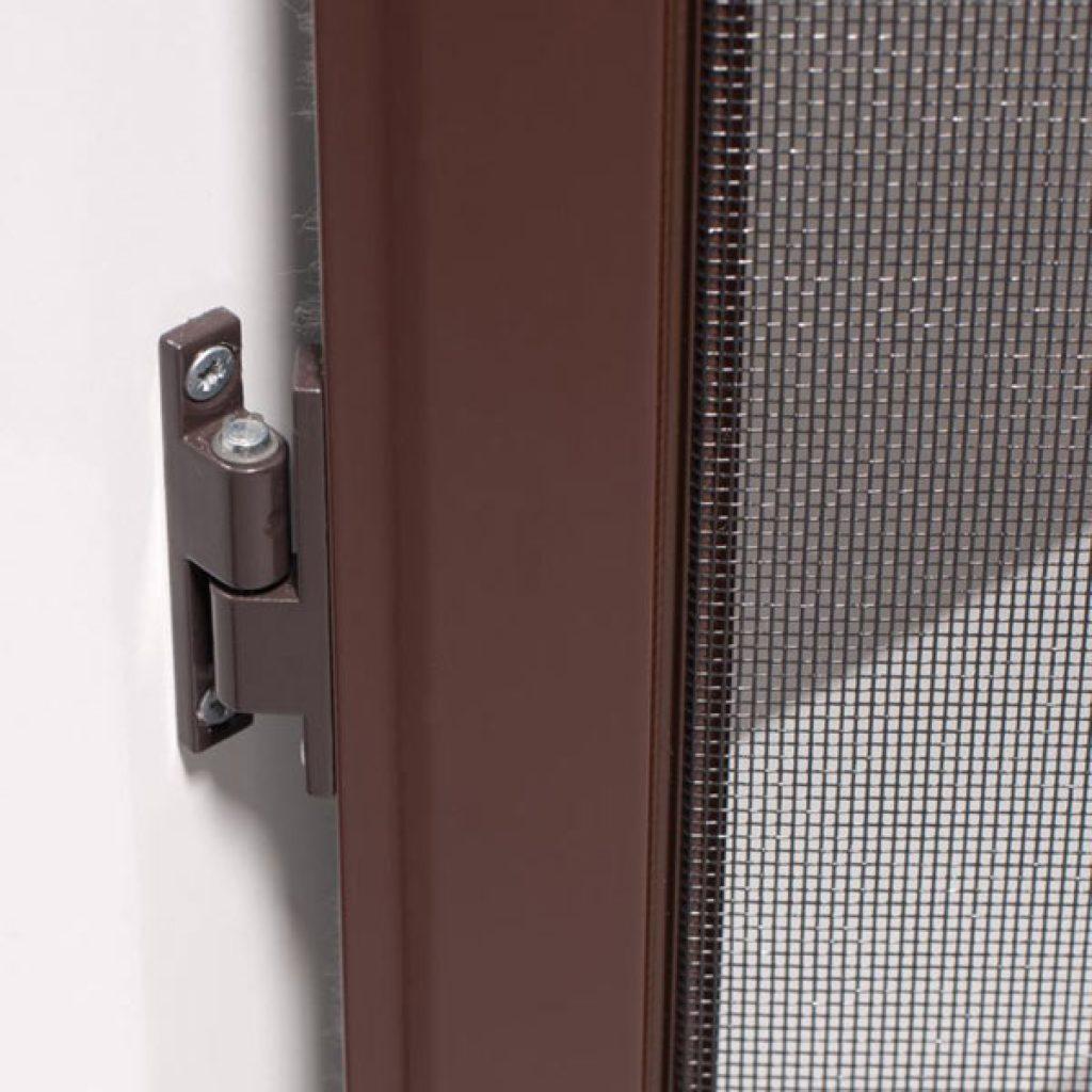 на дверь москитная сетка